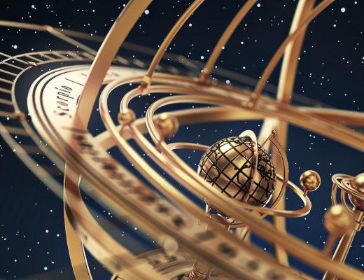 Burçlarla Birlikte Astrolojik Küre
