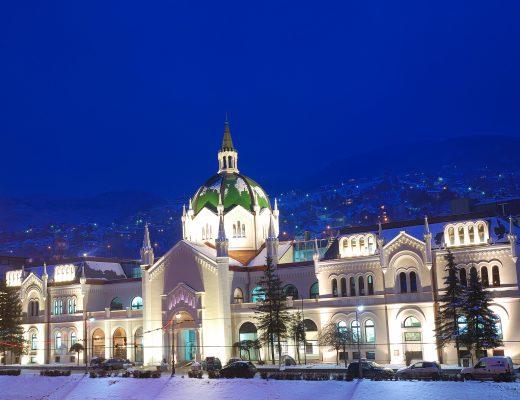 Saraybosna Güzel Sanatlar Fakültesi
