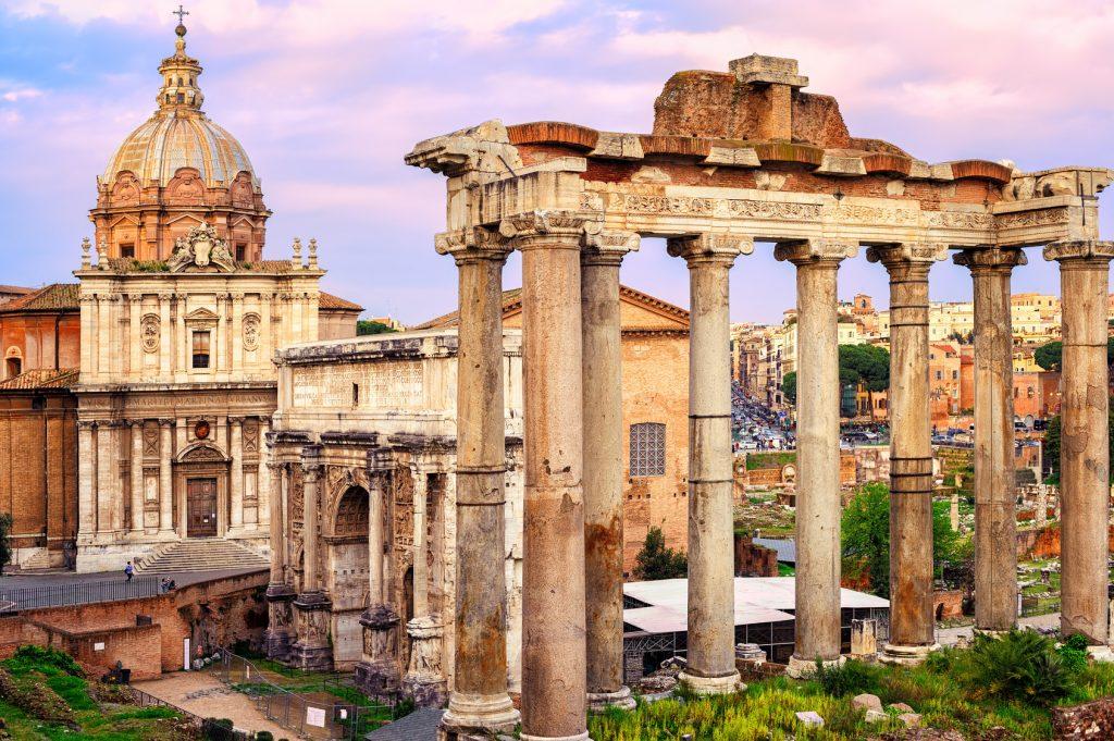Forum, Roma