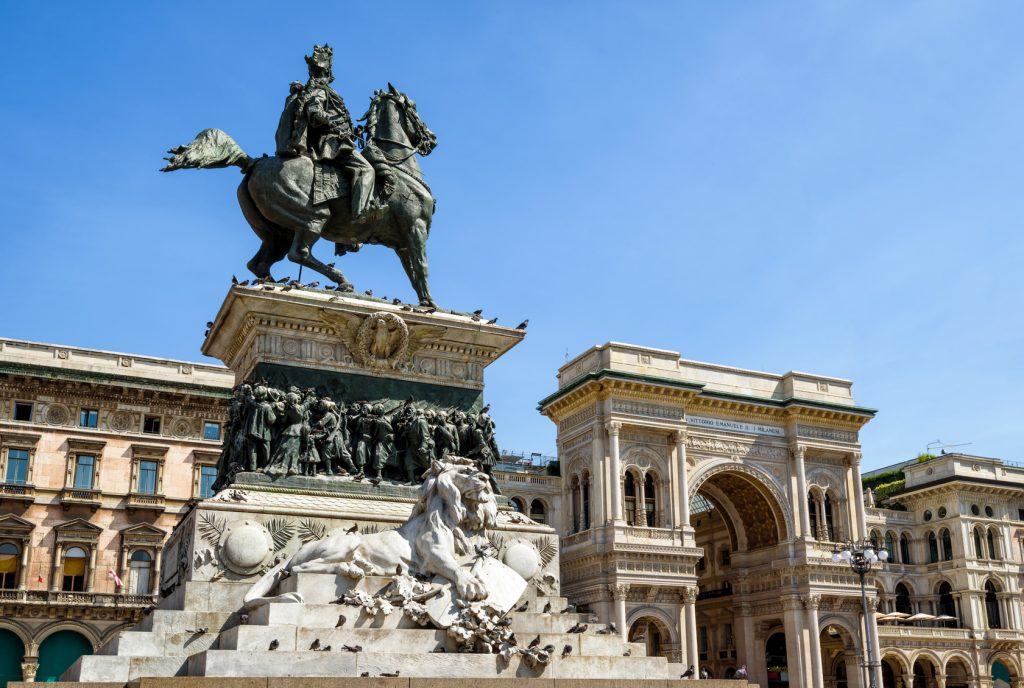 Piazza Vittorio Emanuele Anıtı, Roma