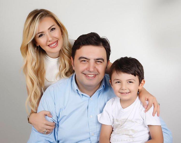 Blogger Anne Deniz Ağaoğlu