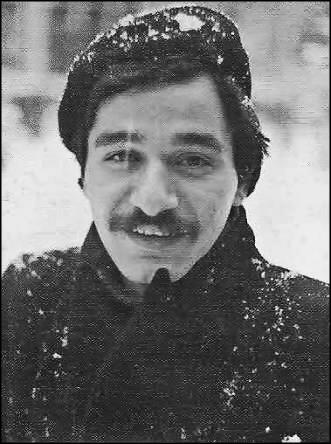 Ahmet Erhan Portre