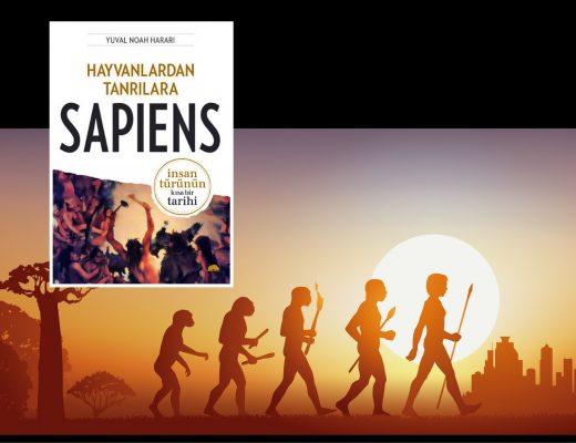 Hayvanlardan Tanrılara Sapiens - Homo Sapiens