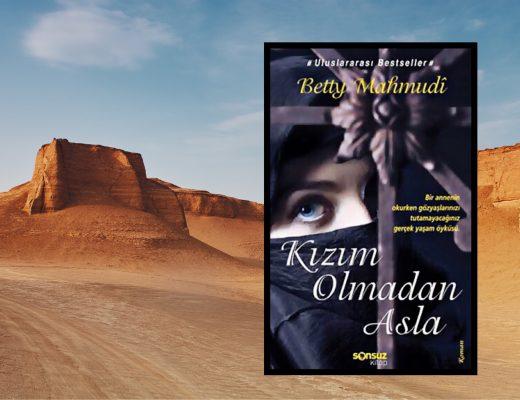 Kızım Olmadan Asla, Betty Mahmudi