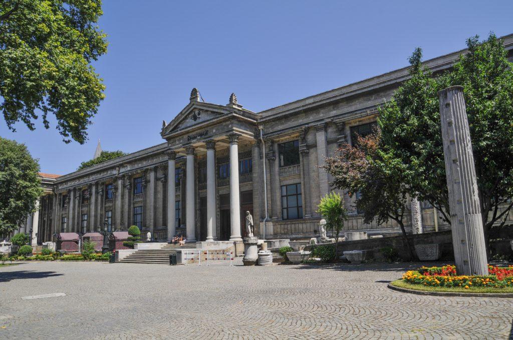 İstanbul Arkeoloji Müzesi, Sultanahmet