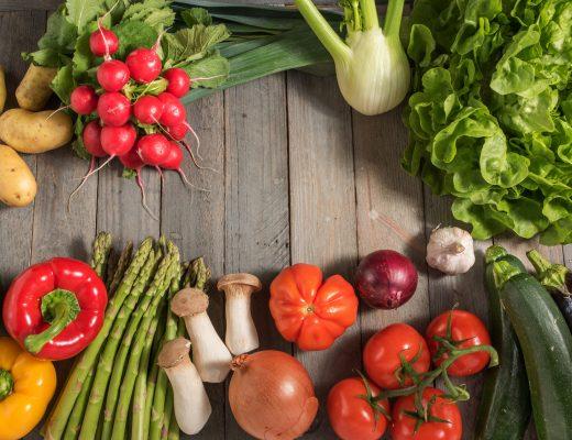 İlkbaharda beslenme önerileri için sağlıklı sebze ve meyve alternatifleri