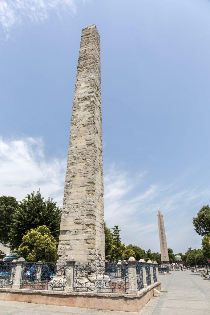 Örme Sütun, Sultanahmet Meydanı