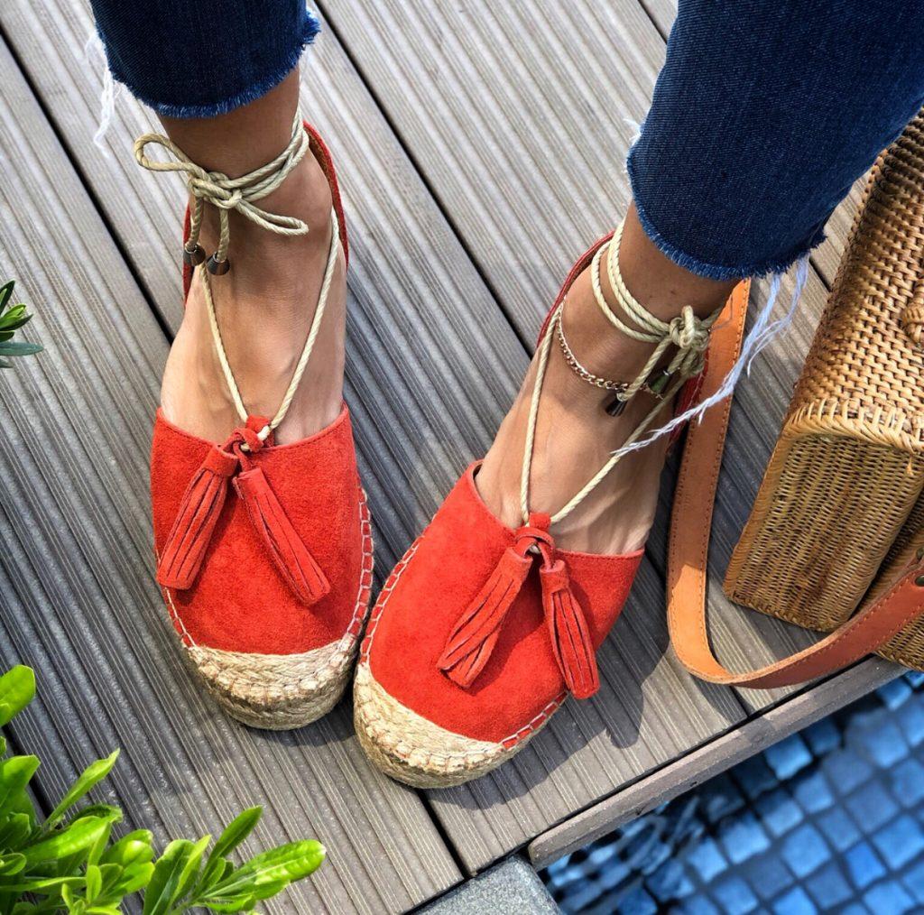 Ayakkabı Kütüphanesi |  Yaz Sezonu Tercihlerim