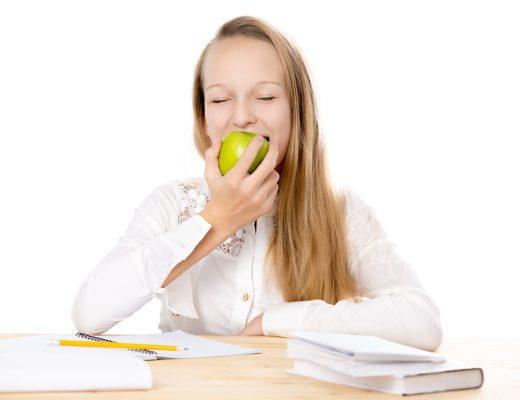 Sınava Hazırlık Döneminde Sağlıklı Beslenme
