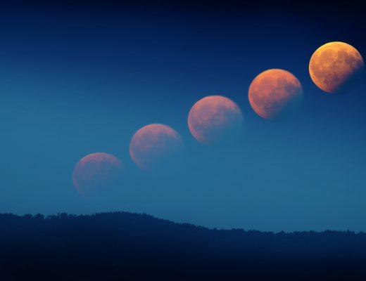 27 Temmuz: Kova Burcunda Ay Tutulması