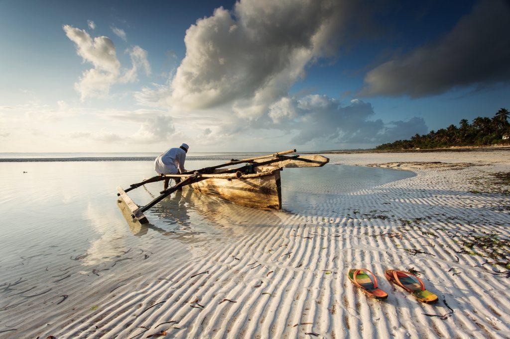 Geleneksel Balıkçı Teknesi | Zanzibar