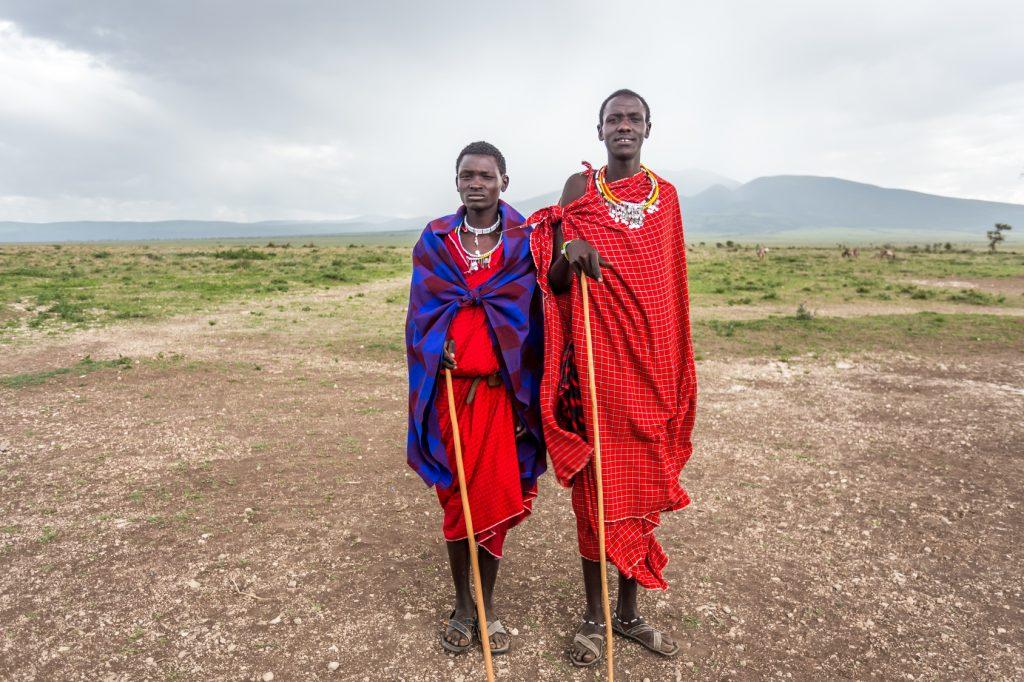 Masai Kabilesi, Tanzanya