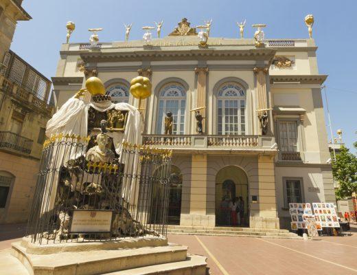 Museu Teatro Dali | Salvador Dali Müzesi