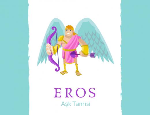 Aşk Tanrısı Eros