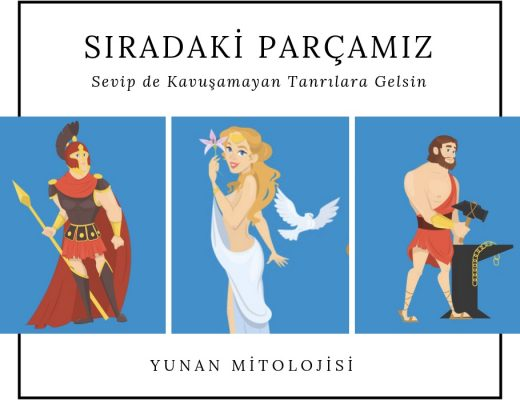 Yunan Mitolojisi | Tanrılar | Ares & Afrodit & Hephaistos