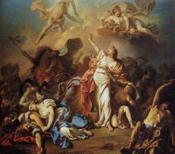 Niobe Miti   Tanrıların Gazabı   Yunan Mitolojisi