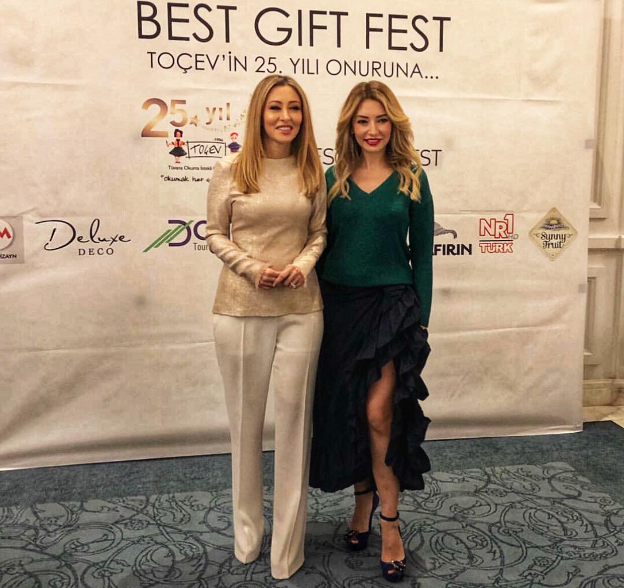 Alışveriş Balosu | Best Gift Fest, Çırağan Sarayı