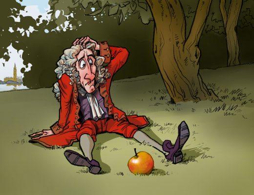 Newton ve Elması