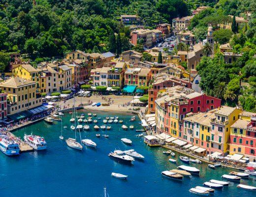 Portofino'da Aşk