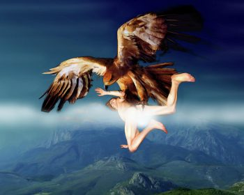 Ganymedes & Zeus Miti   Yunan Mitolojisi
