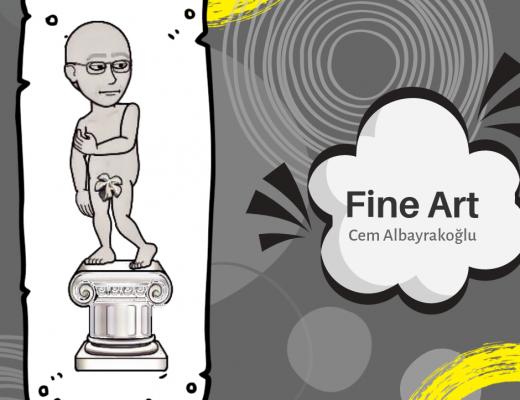 Gırgırına | Fine Art | Cem Albayrakoğlu
