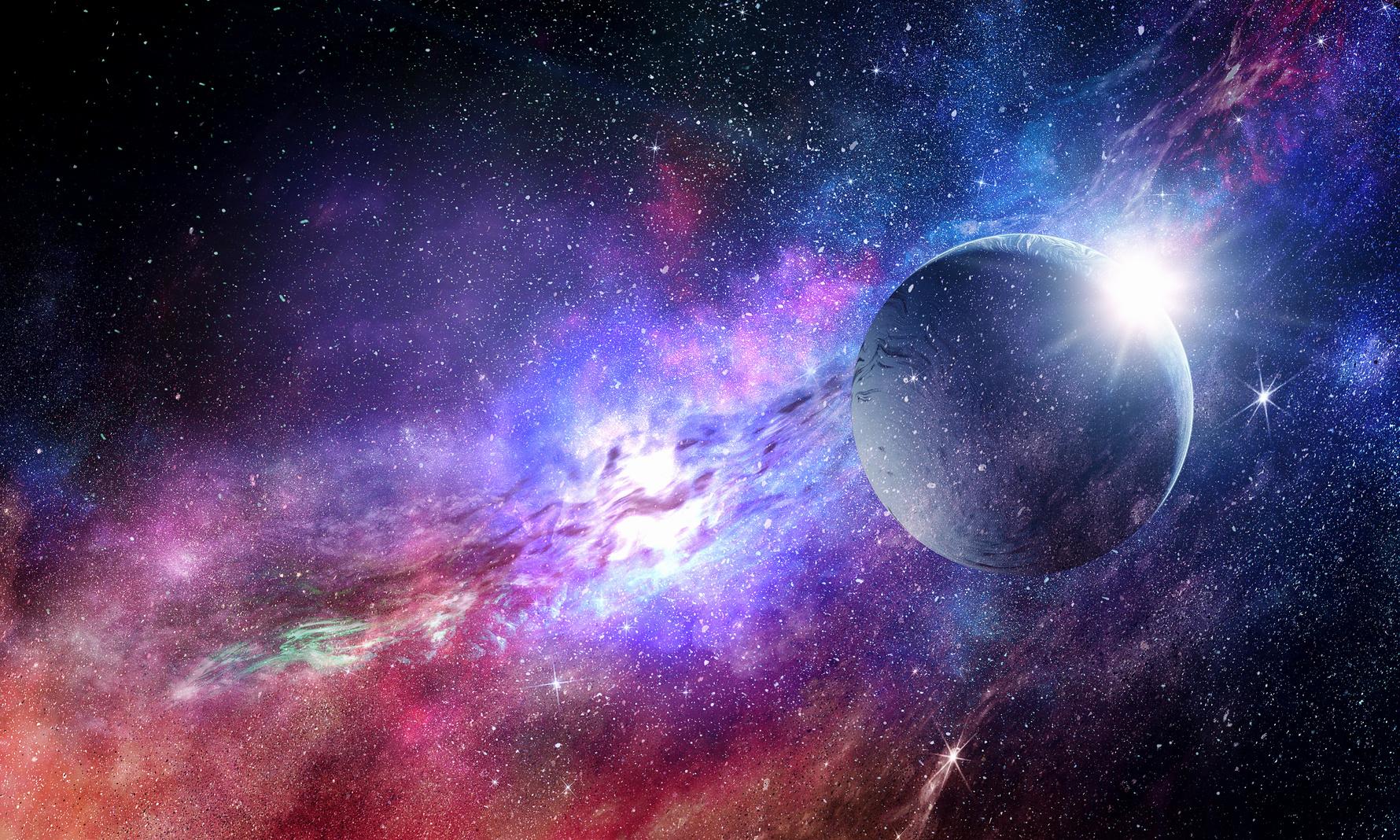 Uranüs Boğa Burcunda