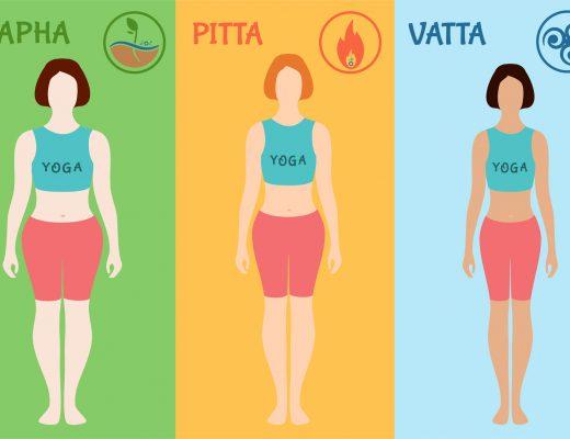 Ayurveda Beden Tipi: Vata, Pitta, Kapha