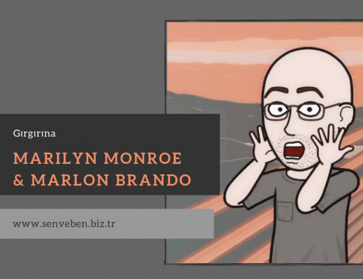 Gırgırına | Marilyn Monroe & Marlon Brando | Cem Albayrakoğlu