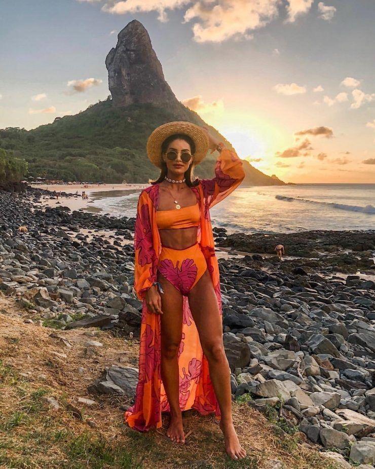 Uzanmışım Kumsala   '19 İlkbahar- Yaz Plaj Modası