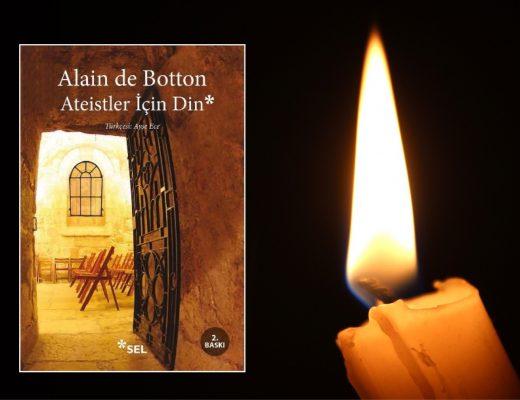 Ateistler için Din   Alain de Botton