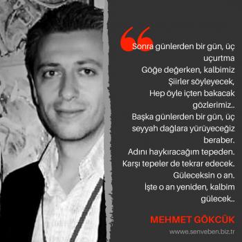Yazarlarımızdan Alıntılar | Mehmet Gökcük