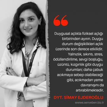 Yazarlarımızdan Alıntılar   Dyt. Simay Ejderoğlu