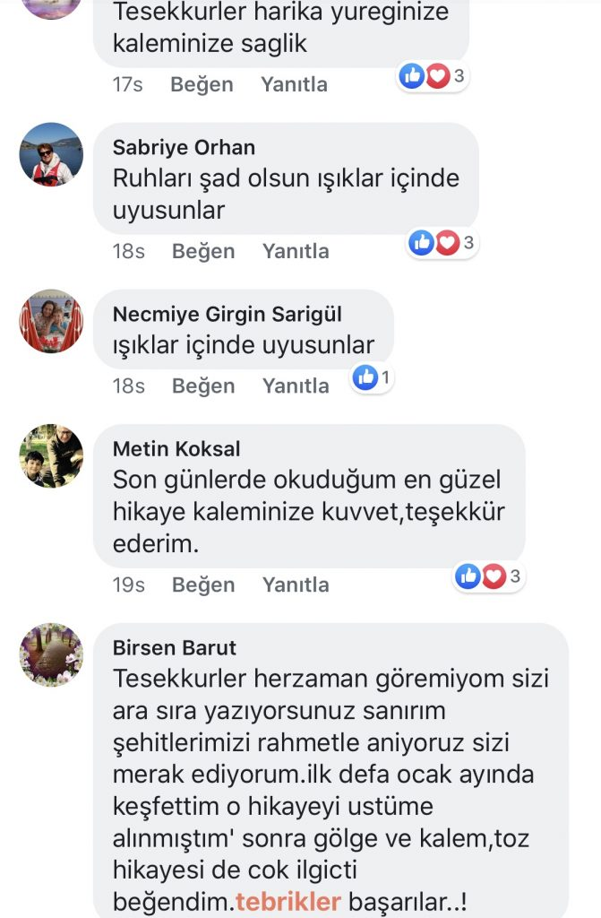 Mukadderat Pavyonu | Facebook Yorumları | 01