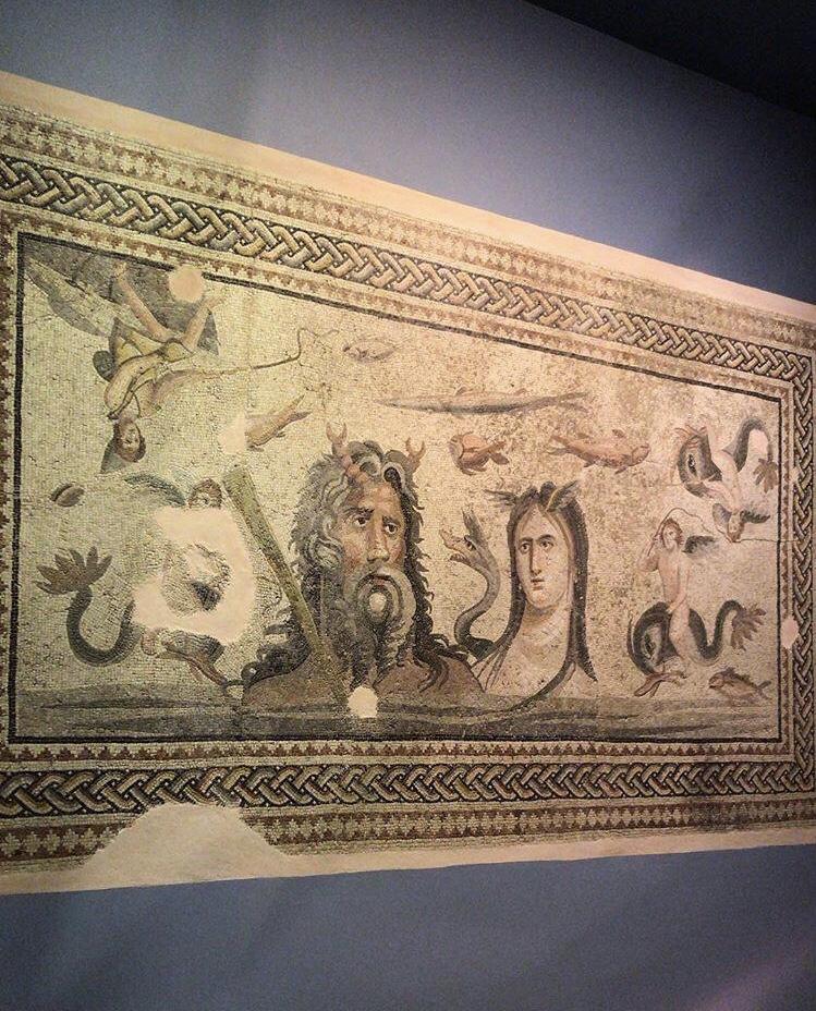 Mini GAP Turu | 5 | Atatürk'ü Fahri Hemşerisi Yapan Gaziantep | Gaziantep Zeugma Müzesi