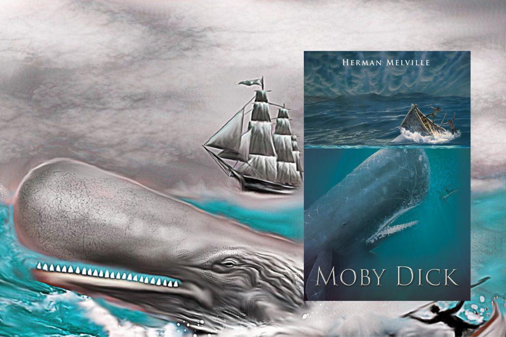 Kitap: Moby Dick | Beyaz Balina | Yazar: Herman Melville | Yorumlayan: Hülya Erarslan