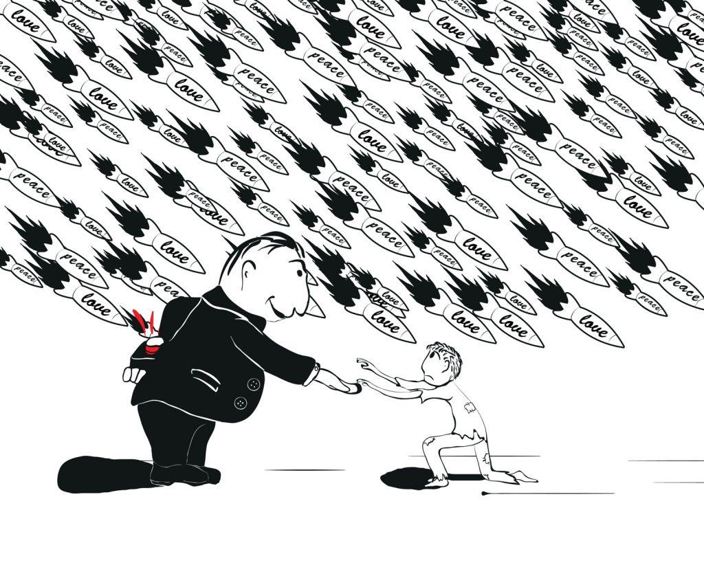 Şiir: Renkli Bombalar   Şair: Mehmet Gökcük