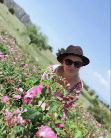 1500 Km'lik Rotamız | Isparta Gül Tarlalarında Ben