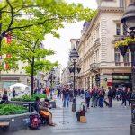Knez Mihailova Caddesi | Sırbistan | Yazı: Yolculuk Sırbistan'a | Belgrad | Yazan: İrem Savaş
