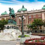 Cumhuriyet Meydanı & Prens Micheal Heykeli | Yazı: Yolculuk Sırbistan'a | Belgrad | Yazan: İrem Savaş
