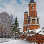 Zemun'da Gardos kulesi olarak bilinen Milenyum Kulesi | Yazı: Yolculuk Sırbistan'a | Belgrad | Yazan: İrem Savaş