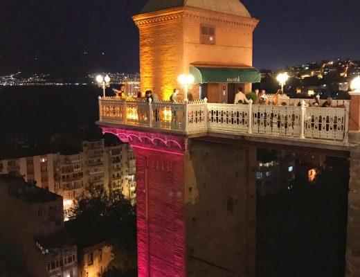 Yazı: Dario Moreno & Asansör | İzmir | Yazan: İlayda Oylum Güleryüz