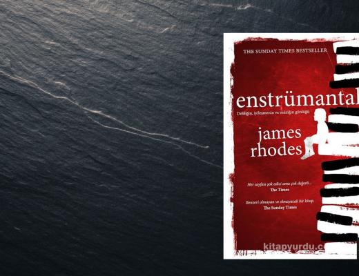 Kitap: Enstrümantal | Yazar: James Rhodes | Yorumlayan: Kübra Mısırlı Keskin