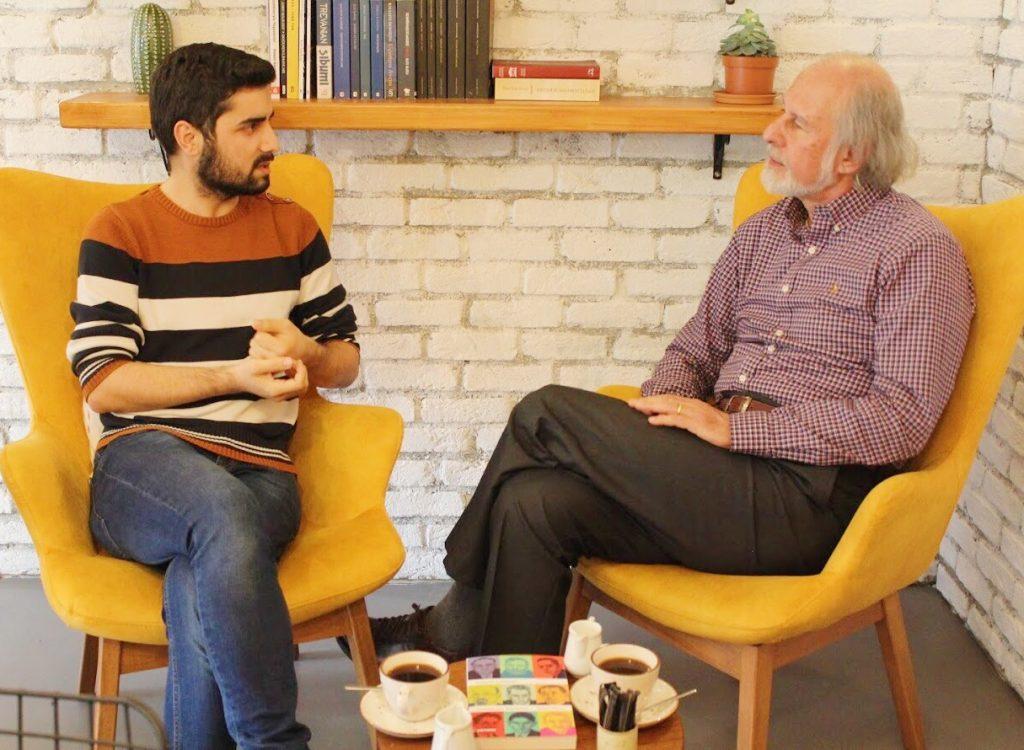 Röportaj: Yazdıklarıyla Yaşayanlar - Hasan Saraç   Röportör: Osman Palabıyık