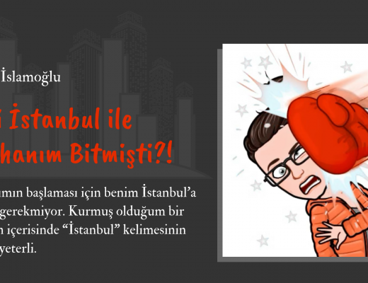 Gülşah İslamoğlu | Münferit Tatile Giderse | Hani İstanbul ile İmtihanım Bitmişti?!