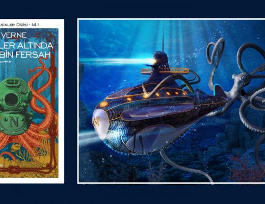 Kitap: Denizler Altında 20 Bin Fersah | Yazar: Jules Verne | Yorumlayan: Hülya Erarslan
