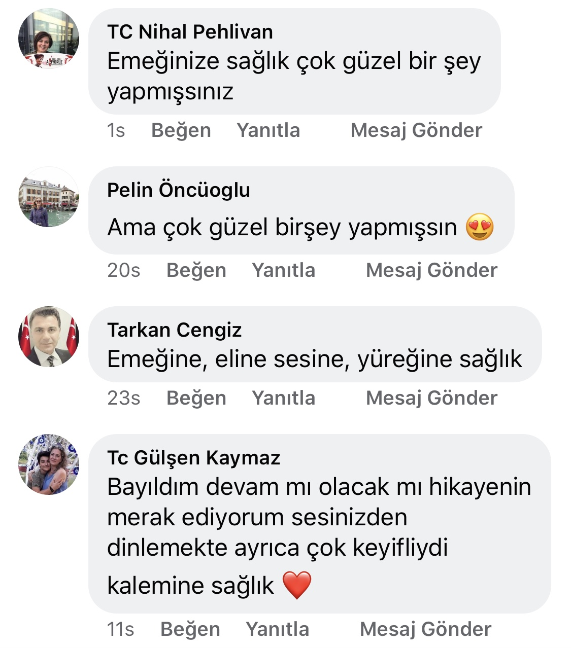Umarım Bu Gece Öldürülmem   Didem Çelebi Özkan Yazılar Facebook Sayfası Yorumları   01
