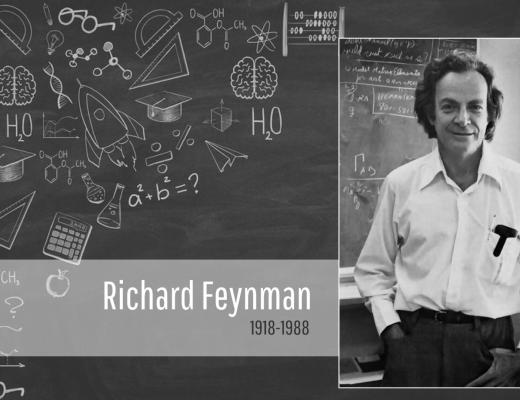 Yazı: Richard Feynman Kimdir? | Yazan: Çiğdem Mertoğlu