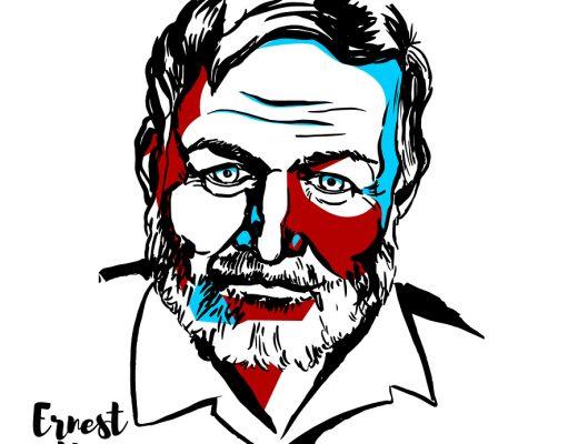 Yazı: Yazdıklarıyla Yaşayanlar | Ernest Hemingway | Yazan: Hasan Saraç