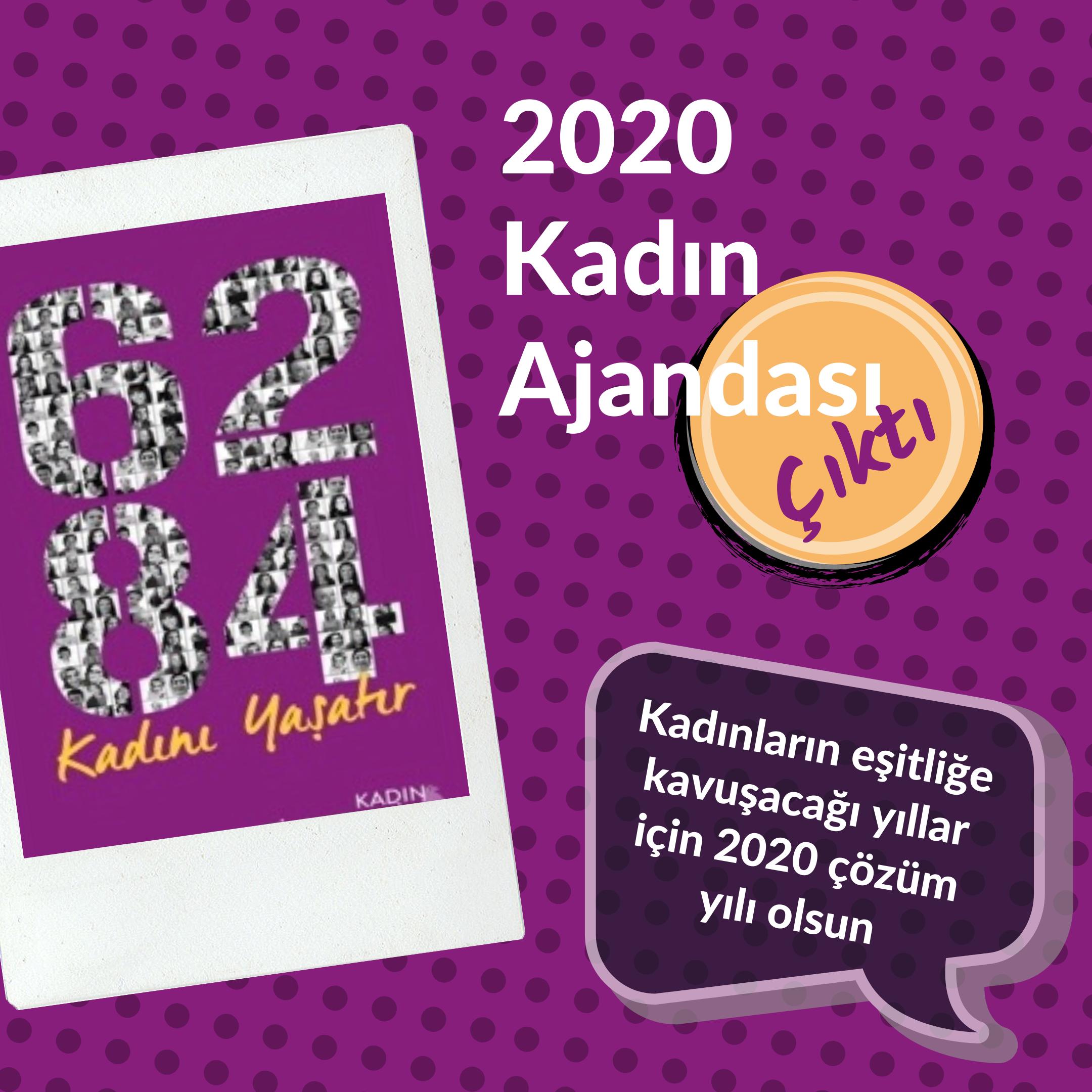Reklam | 06 | 2020 Kadın Ajandası