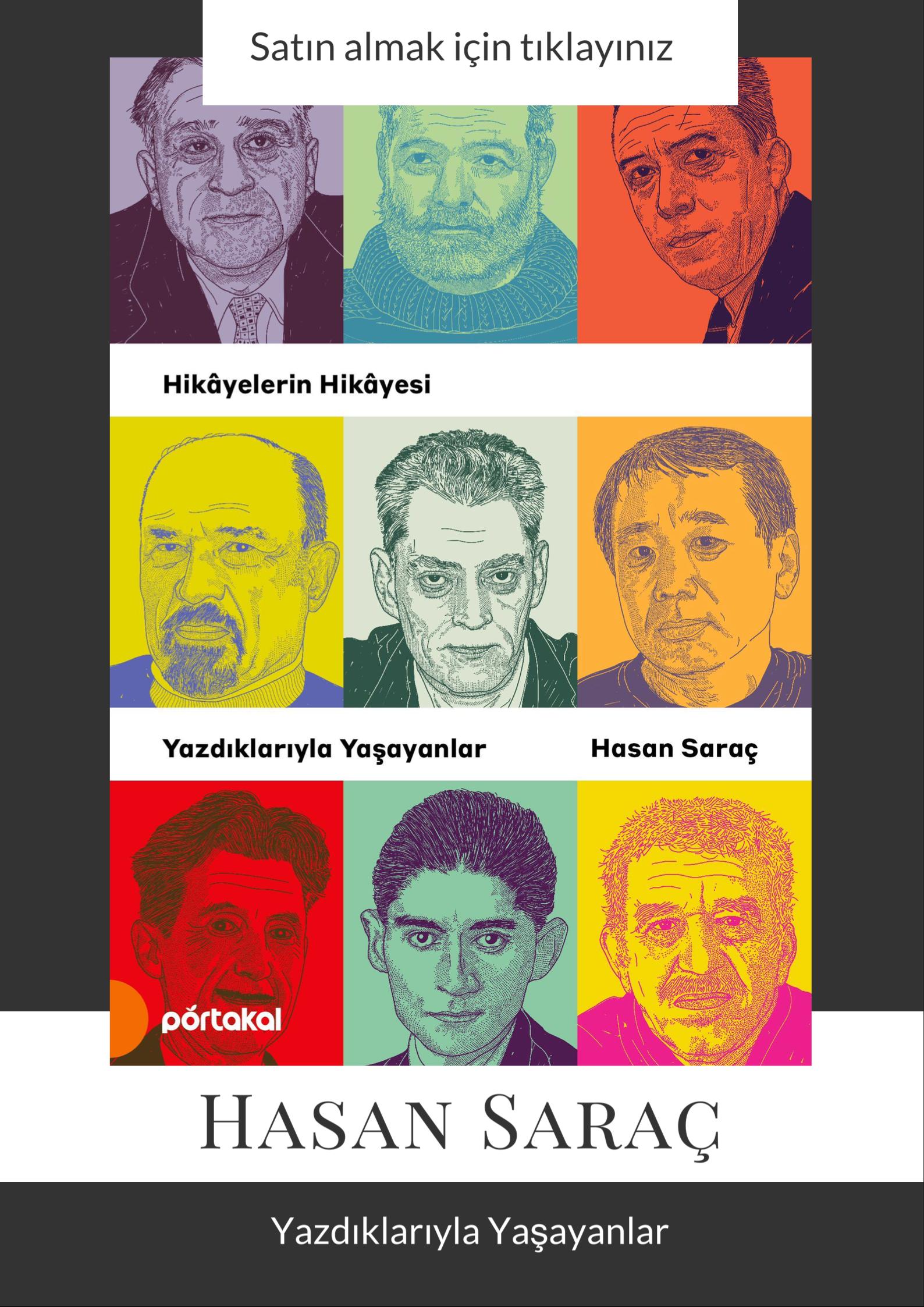 Reklam | 03 |Yazdıklarıyla Yaşayanlar | Hasan Saraç